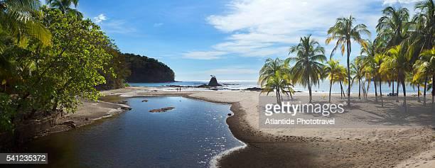 playa carrillo beach. - playa carrillo fotografías e imágenes de stock