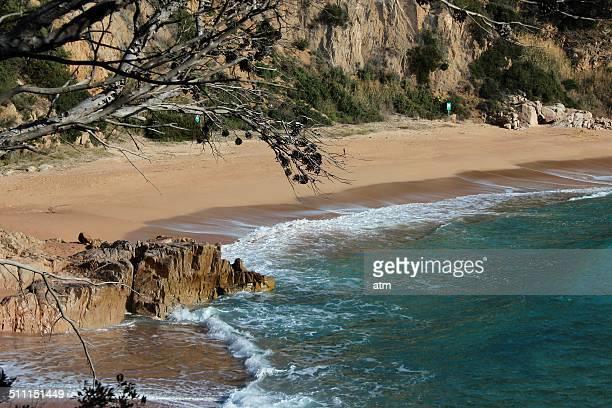 Playa de Aro en la Costa Brava