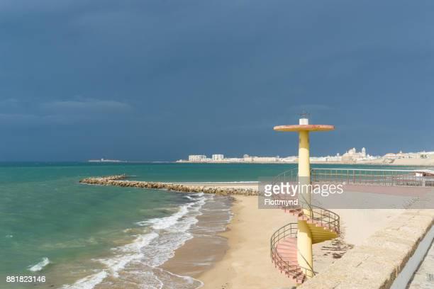 Playa de las Mujeres, Cádiz
