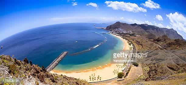 Playa de las Teresitas-Tenerife