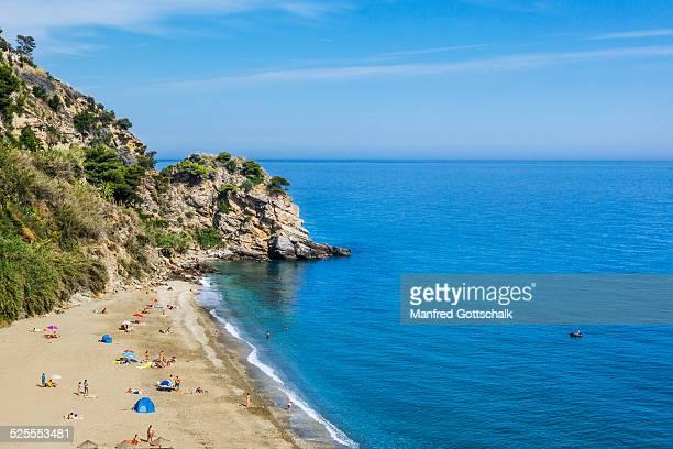 Playa de Maro Costa del Sol