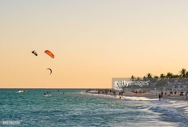 playa del carmen, méxico - playa del carmen fotografías e imágenes de stock