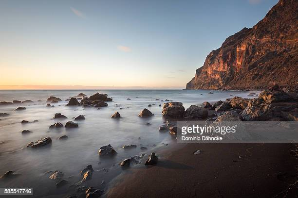 'Playa del Inglés' beach (La Gomera. Canary Islands)