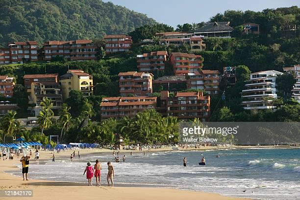 playa del palmar, mexico - ixtapa zihuatanejo fotografías e imágenes de stock