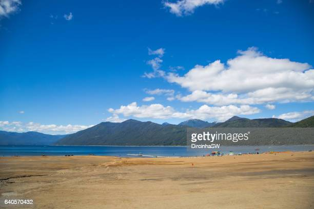 Playa Negra, Lago Caburgua, Pucón.