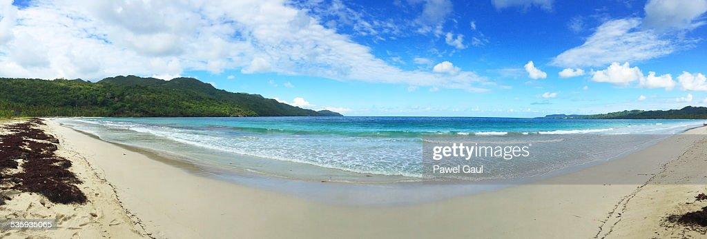 Playa Rincon, Dominican Republic : Stock Photo