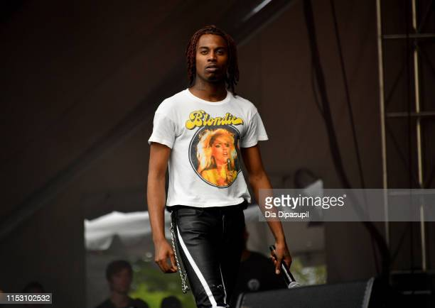 Playboi Carti performs at the 2019 Governors Ball Festival at Randall's Island on June 01, 2019 in New York City.