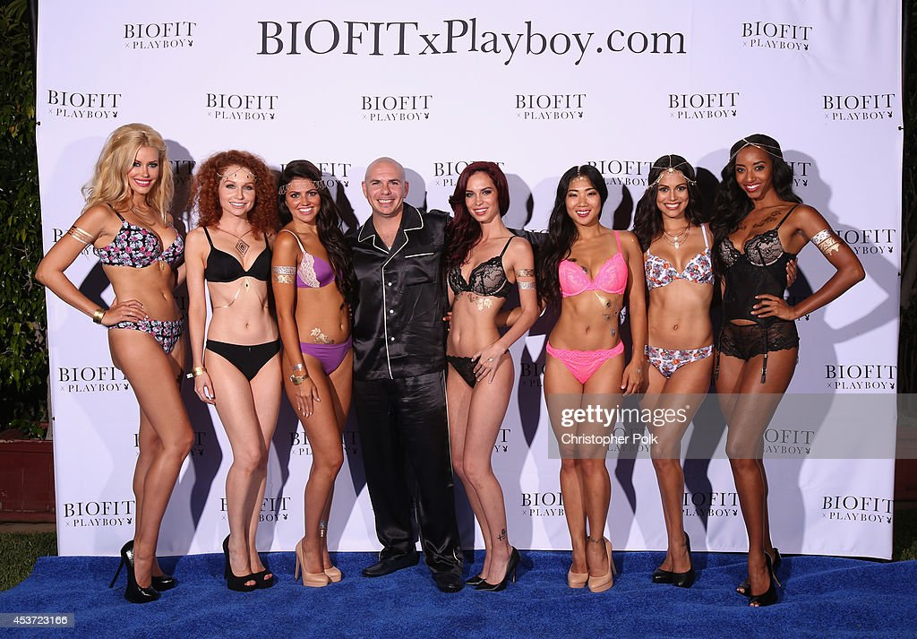 Hugh Hefner Hosts Annual Midsummer Night's Dream Party At The Playboy Mansion : News Photo