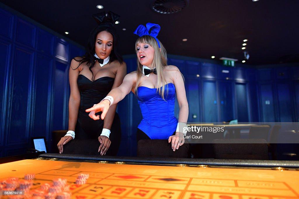 The Playboy Club London Celebrates It's 50th Anniversary : News Photo