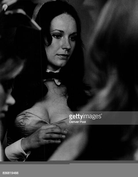 Playboy Club Bunnies Terri has been a bunny about a year Bunnies are not permitted to give out last names Credit Denver Post Inc