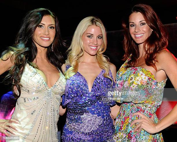 ACCESS*** Playboy model Danielle Fornarelli February 2010 Playboy Playmate of the Month Heather Rae Young and January 2010 Playboy Playmate of the...