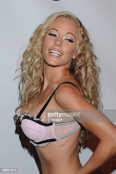 Playboy Model Kendra Wilkinson of 'The Girls Next Door' attends National Lampoon's A Night of Fantasy with The Girls Next Door Ludacris at The...