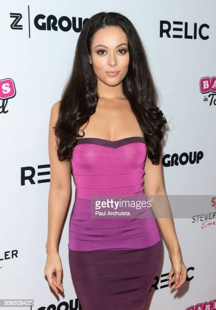 Playboy Playmate / Actress Ashley Doris attends the 4th annual Babes In Toyland Pet Gala benefiting Operation Blankets Of Love at Avalon on March 21...