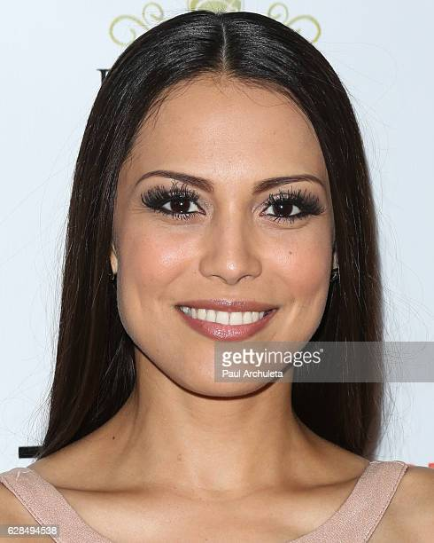 Playboy Playmate / Avtress Raquel Pomplun attends the 9th annual Babes In Toyland charity toy drive at Avalon on December 7 2016 in Hollywood...