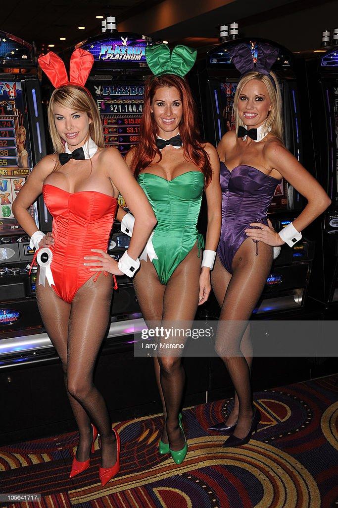 Playboy Playmates Meet and Greet at Seminole Casino
