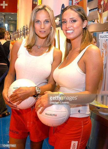 Playboy Playmates Ulrika Ericcson and Lindsey Vuolo