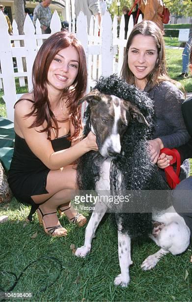 Playboy Playmates Vanessa Gleason Kelly Monaco Howard Stern Look Alike Dog