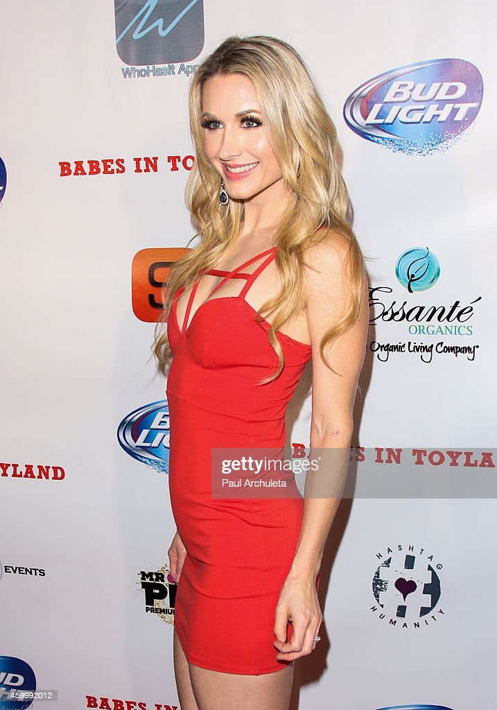 7th Annual Babes In Toyland Charity Toy Drive Benefiting Promises 2 Kids : News Photo