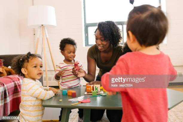 Playdate for toddlers