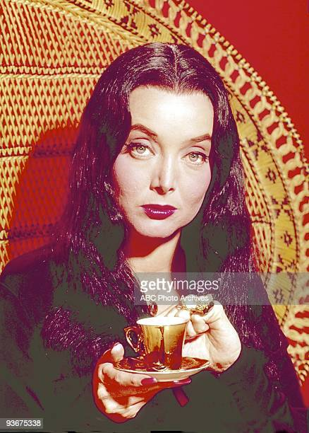 JONES played Morticia Addams the lady of the Addams house who was loved deeply by her husband Gomez The strange family was based on the cartoon...
