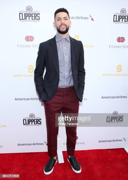 NBA player Austin Rivers attends 32nd Annual CedarsSinai Sports Spectacular at W Los Angeles Westwood on April 3 2017 in Los Angeles California