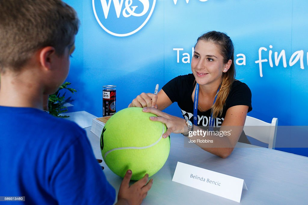 Western & Southern Open - Day 1 : News Photo