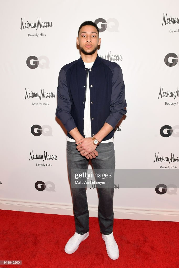 Neiman Marcus x GQ All Star Weekend Event with Ben Simmons