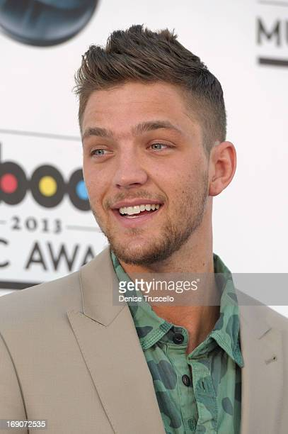 Player Chandler Parsons arrives at the 2013 Billboard Music Awards at the MGM Grand Garden Arena on May 19 2013 in Las Vegas Nevada