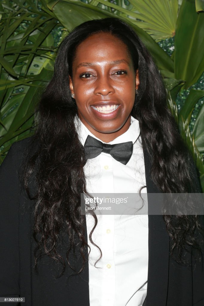 WNBA player Chelsea Gray attends The Players' Tribune Hosts Players' Night Out 2017 at The Beverly Hills Hotel on July 11, 2017 in Beverly Hills, California.