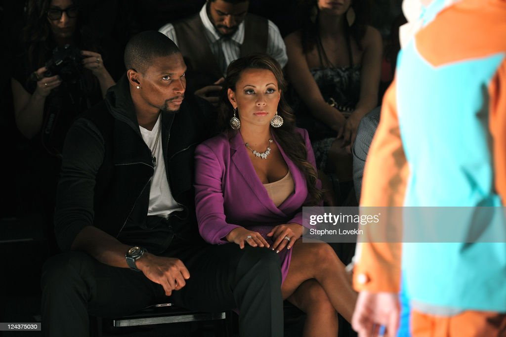 General Idea - Front Row - Spring 2012 Mercedes-Benz Fashion Week : News Photo