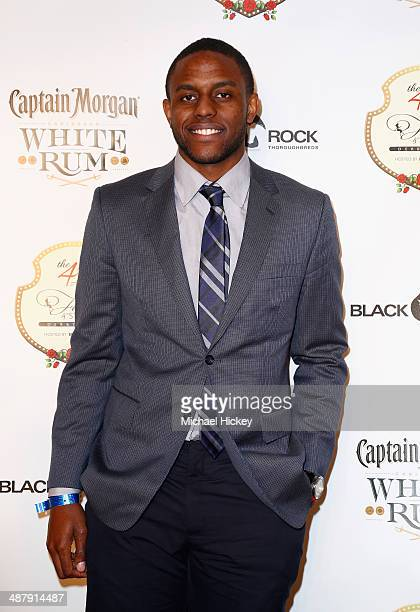 NBA player Darius Miller attends the Fourth Annual Fillies Stallions party sponsored by Captain Morgan White Rum at Mellwood Arts Center on May 2...