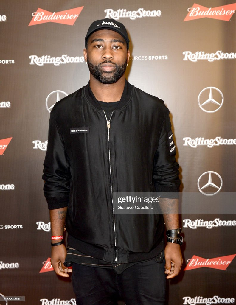 Rolling Stone Live: Houston presented by Budweiser and Mercedes-Benz. Produced in partnership with Talent Resources Sports. - Arrivals : News Photo