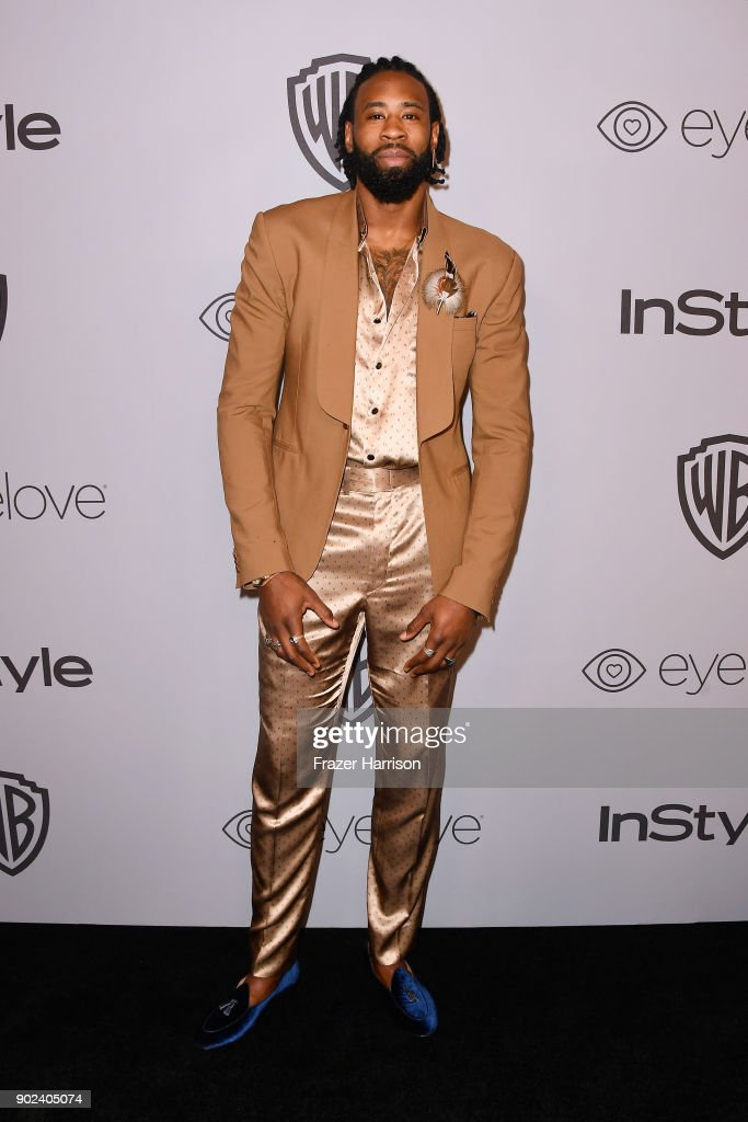 Warner Bros. Pictures And InStyle Host 19th Annual Post-Golden Globes Party - Arrivals