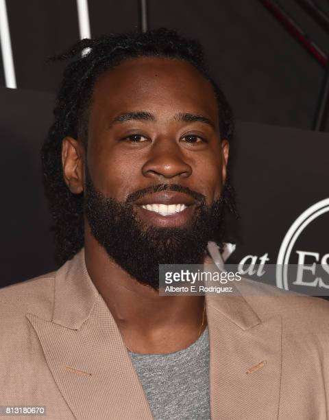 NBA player DeAndre Jordan attends the BODY at The EPYS PreParty at Avalon Hollywood on July 11 2017 in Los Angeles California