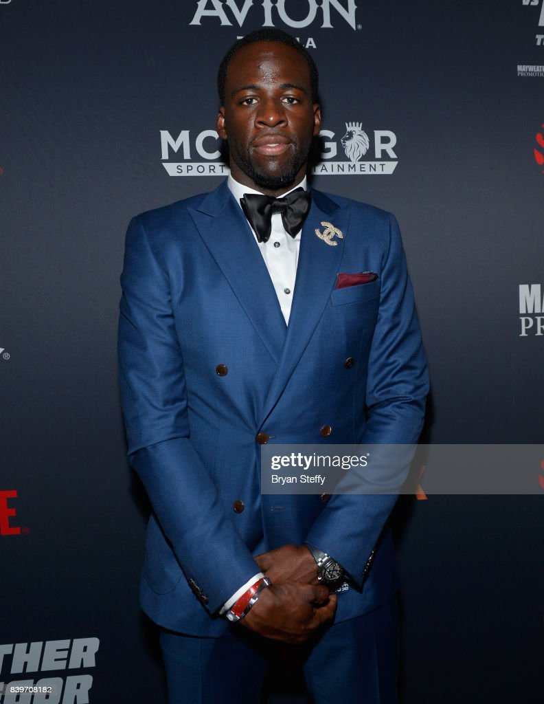 """""""SHOWTIME, WME IMG, and MAYWEATHER PROMOTIONS VIP Pre-Fight Party For """"Mayweather VS McGregor"""" : Fotografía de noticias"""