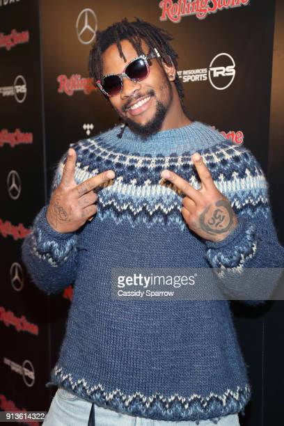 NFL player for Arizona Cardinals Robert Nkemdiche at Rolling Stone Live Minneapolis presented by MercedesBenz and TIDAL Produced in partnership with...