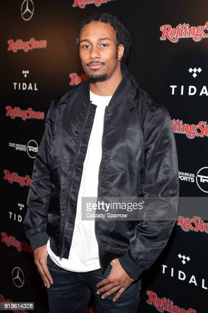 Player for Minnesota Vikings, Trae Waynes at Rolling Stone Live: Minneapolis presented by Mercedes-Benz and TIDAL. Produced in partnership with...