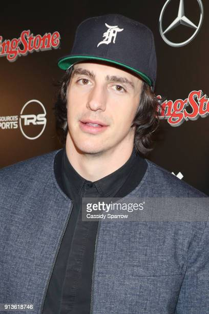 NFL player for Seattle Seahawks Luke Willson at Rolling Stone Live Minneapolis presented by MercedesBenz and TIDAL Produced in partnership with...