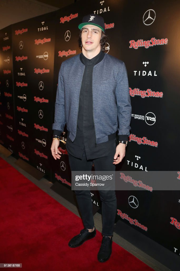 Rolling Stone Live: Minneapolis Presented by Mercedes-Benz and TIDAL. Produced in Partnership With Talent Resources Sports - Arrivals