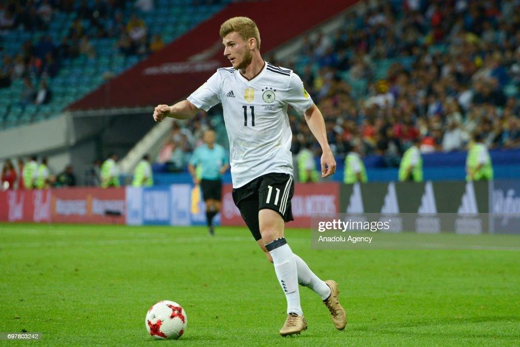 Australia vs Germany - FIFA Confederations Cup 2017  : Foto di attualità
