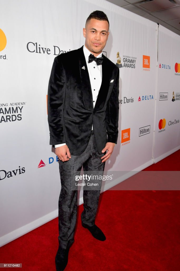 Clive Davis and Recording Academy Pre-GRAMMY Gala - Red Carpet