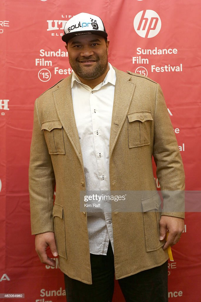 """In Football We Trust"" Premiere - 2015 Sundance Film Festival"