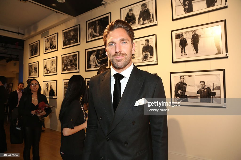 """An Evening """"Behind The Mask"""" With The Henrik Lundqvist Foundation"""