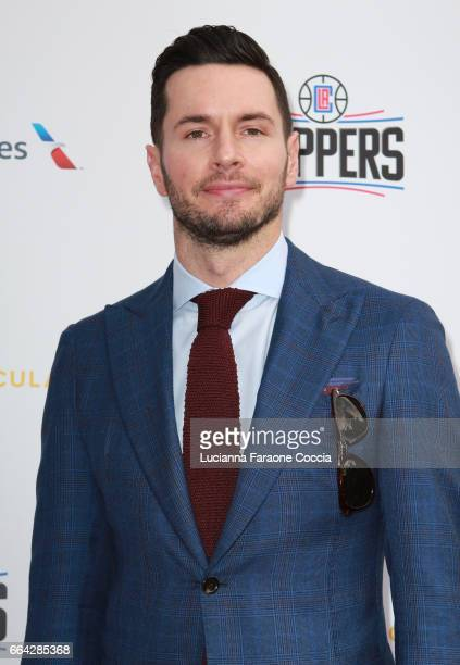 NBA player J J Redick attends the 32nd Annual CedarsSinai Sports Spectacular Gala at W Los Angeles Westwood on April 3 2017 in Los Angeles California
