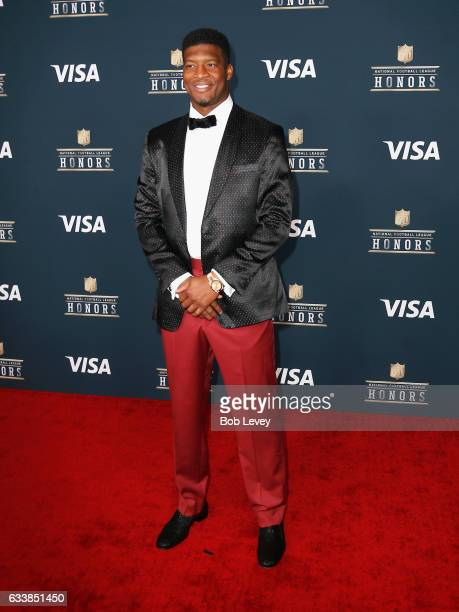 NFL player Jameis Winston attends 6th Annual NFL Honors at Wortham Theater Center on February 4 2017 in Houston Texas