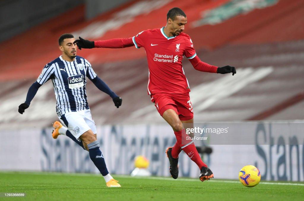 Liverpool v West Bromwich Albion - Premier League : Nachrichtenfoto