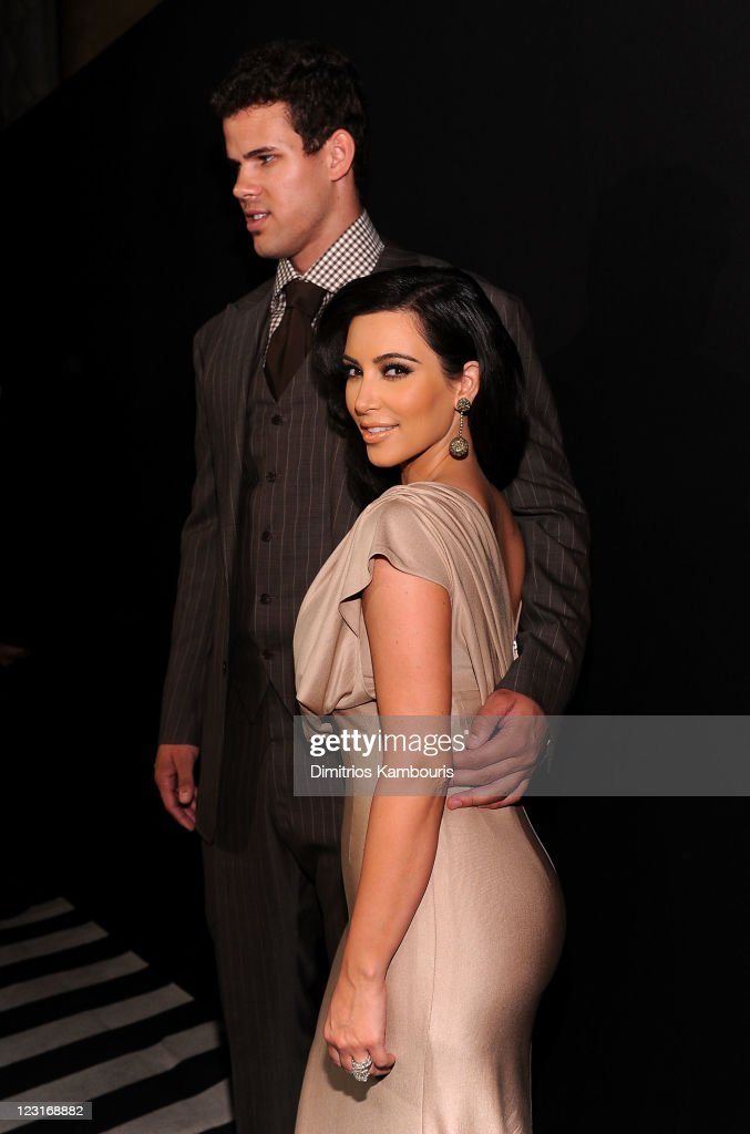 A Night Of Style & Glamour To Welcome Newlyweds Kim Kardashian And Kris Humphries - Inside