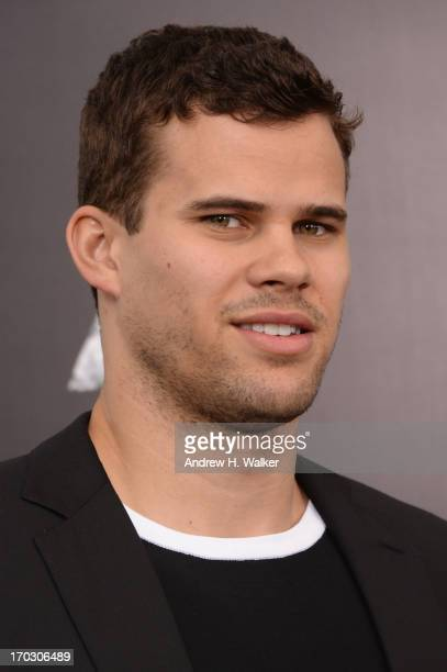 NBA player Kris Humphries attends the 'Man Of Steel' world premiere at Alice Tully Hall at Lincoln Center on June 10 2013 in New York City