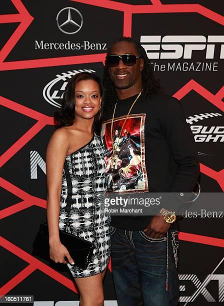 "Player Lardarius Webb attends ESPN The Magazine's ""NEXT"" Event at Tad Gormley Stadium on February 1, 2013 in New Orleans, Louisiana."