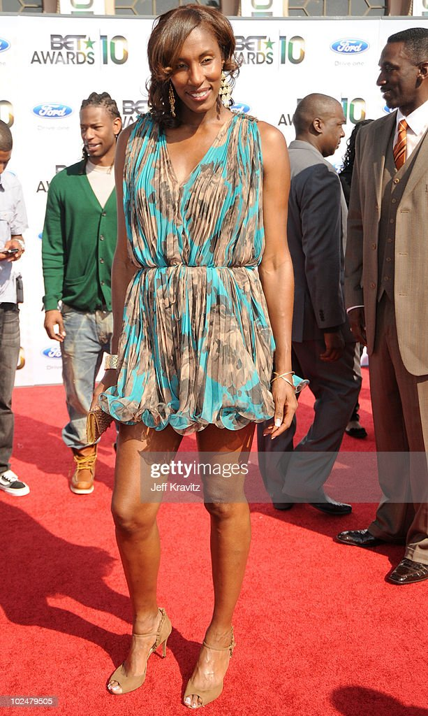 2010 BET Awards - Arrivals : News Photo